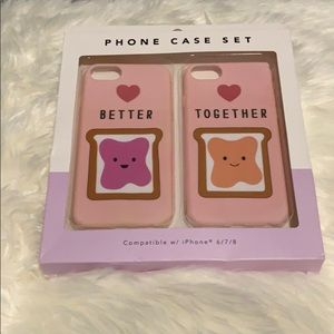 Phone Case Set for IPhone